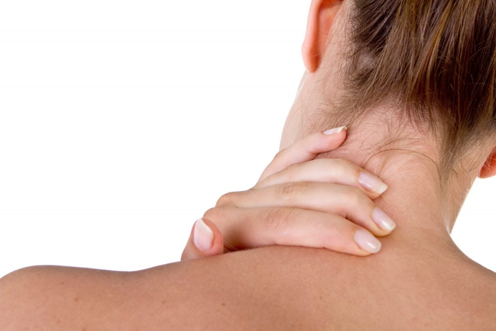 Trapped Nerve Pain Neck