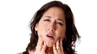 Jaw Pain Woman